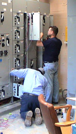 Electrical Control System Retrofit